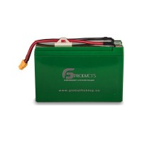 12 Volt 16AH lithium bait boat battery