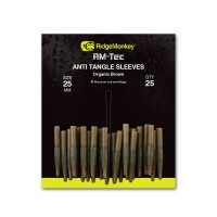 Anti Tangle Sleeves Organic Brown Short