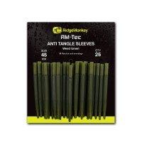 Anti Tangle Sleeves Weed Green Long