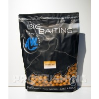 Big Baiting Boilies - Caramel Nut- 20 mm, 5kg