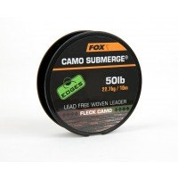 Edges Submerge Fleck Camo 50lb - 10m