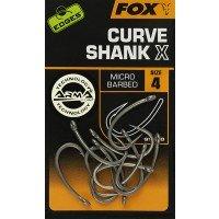 Curve Shank X