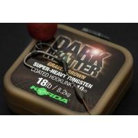Dark Matter Tungsten Coated Braid