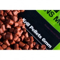 Boosted Krill Pellets 6mm 1kg