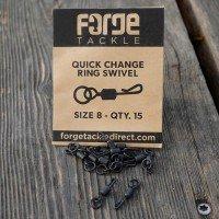 Quick Change Ring Swivel - Size 8