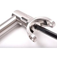 Small Lockdown Rod Grip - 316 Stainless